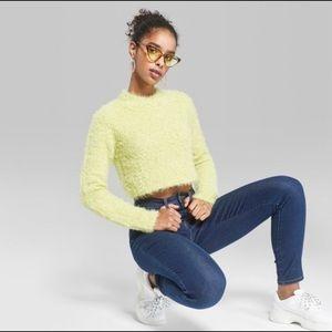Women's High-Waist Wild Fable Jeans Size 4